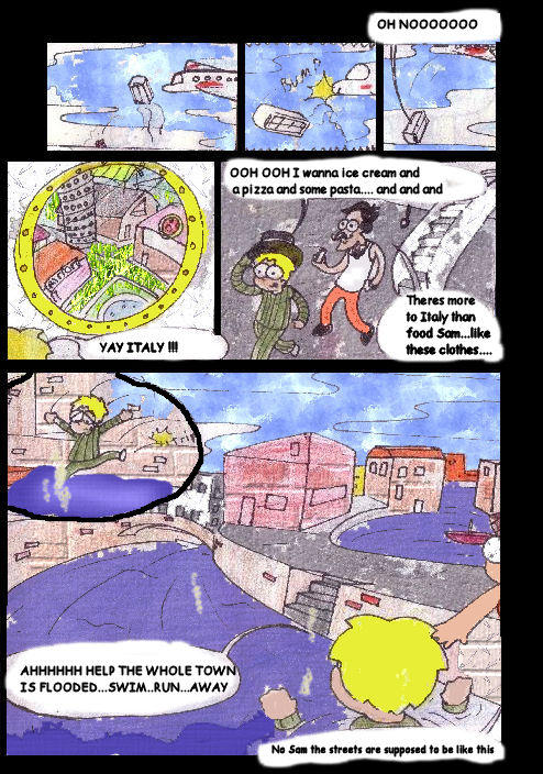 Sam World Tour Page 8 by RossK