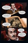 Vincent Price No. 9 Intro page