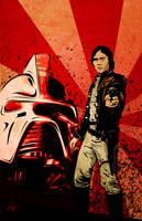 Classic Battlestar Galactica by gravitydsn
