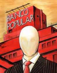 Faceless Puerto Rico - Banco Popular by gravitydsn