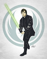 Luke Skywalker - Return of the Jedi