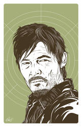 Daryl Dixon from Walking Dead