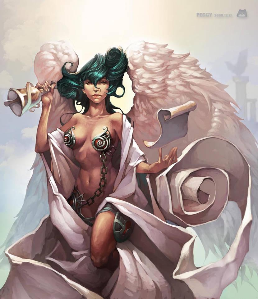 Goddess by peggy77