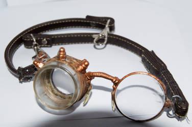 Steampunk Glasses v2.0