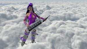 Sky High Keytar