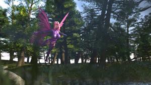 Amethyst Super Fairy by cwichura
