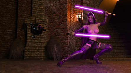 Sith Assassin 001 by cwichura