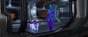 Stargazing - 21x9 Ultrawide