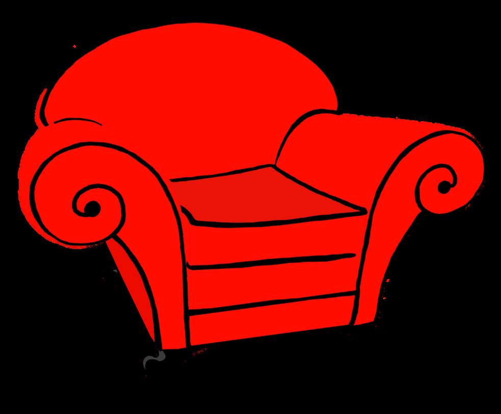 Thinking Chair (transparent) by IDKNJBC on DeviantArt