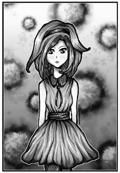 Grace manga  by ZNsnowbell4