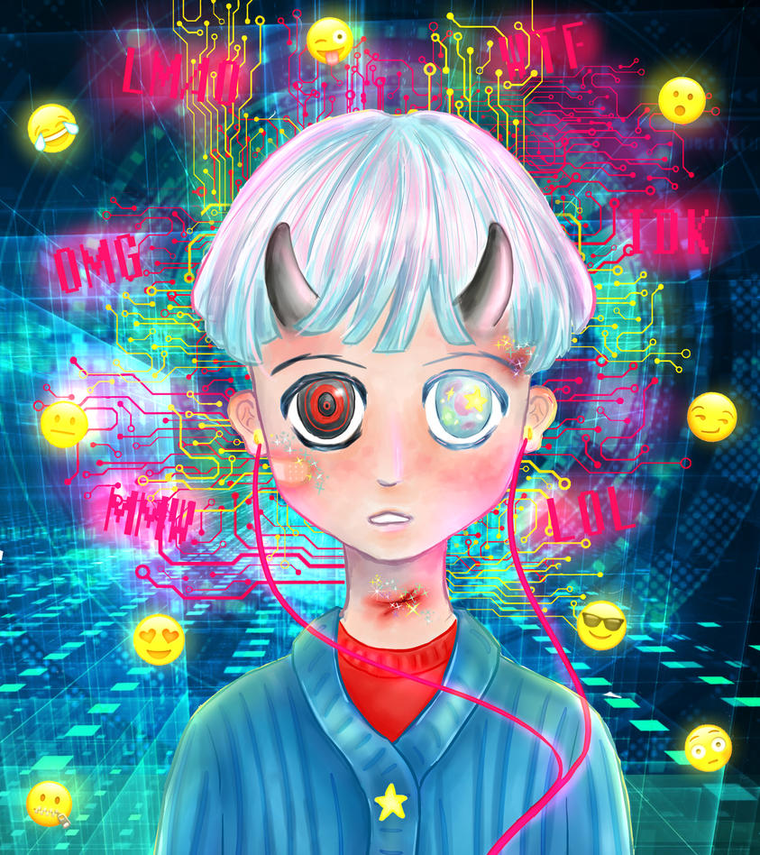 Lost boy by ZNsnowbell4