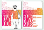 Neon Rave Kids flyer