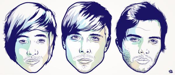 faces... by DeeDeeKing