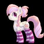 Commission: CuddleBug Pixel by FadedSketch