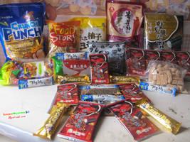 Korean Snacks by Moostika