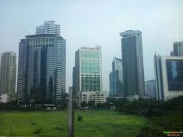 Cityscapes #1 @ Ambassador Mall, South Jakarta by Moostika