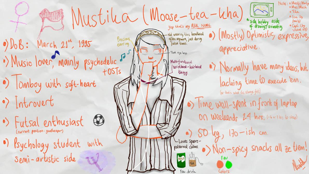 Me Project - Mustika by Moostika