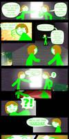 Kid Emerald Comic Practice by Moostika