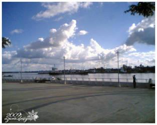 Sibu Waterfront 2 by pucukpaku