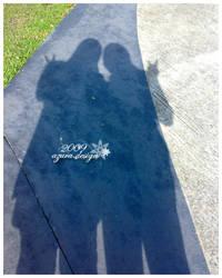 The Shadows by pucukpaku