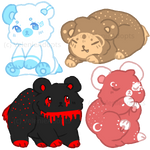 [OPEN] Fluffy Bears 30 points