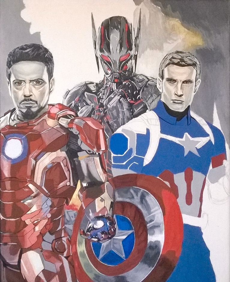 Avengers Age Of Ultron By Iloegbunam On Deviantart: Avengers Age Of Ultron. By Dragonfury6000 On DeviantArt