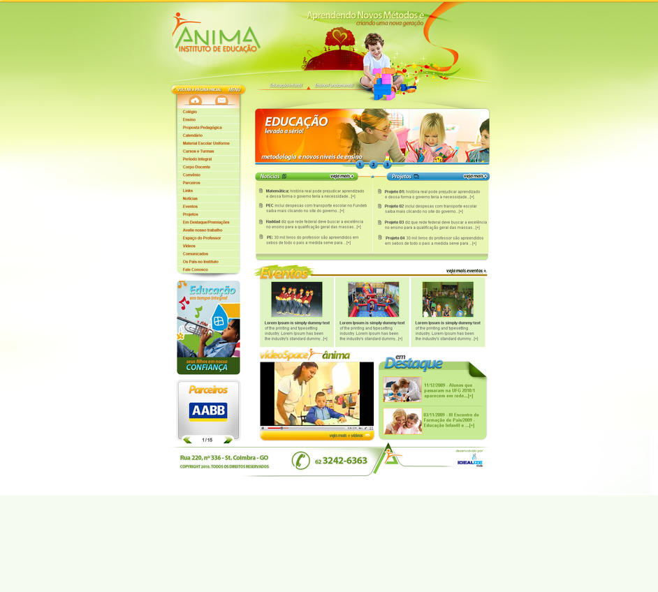 Anima School by digitalgraphics