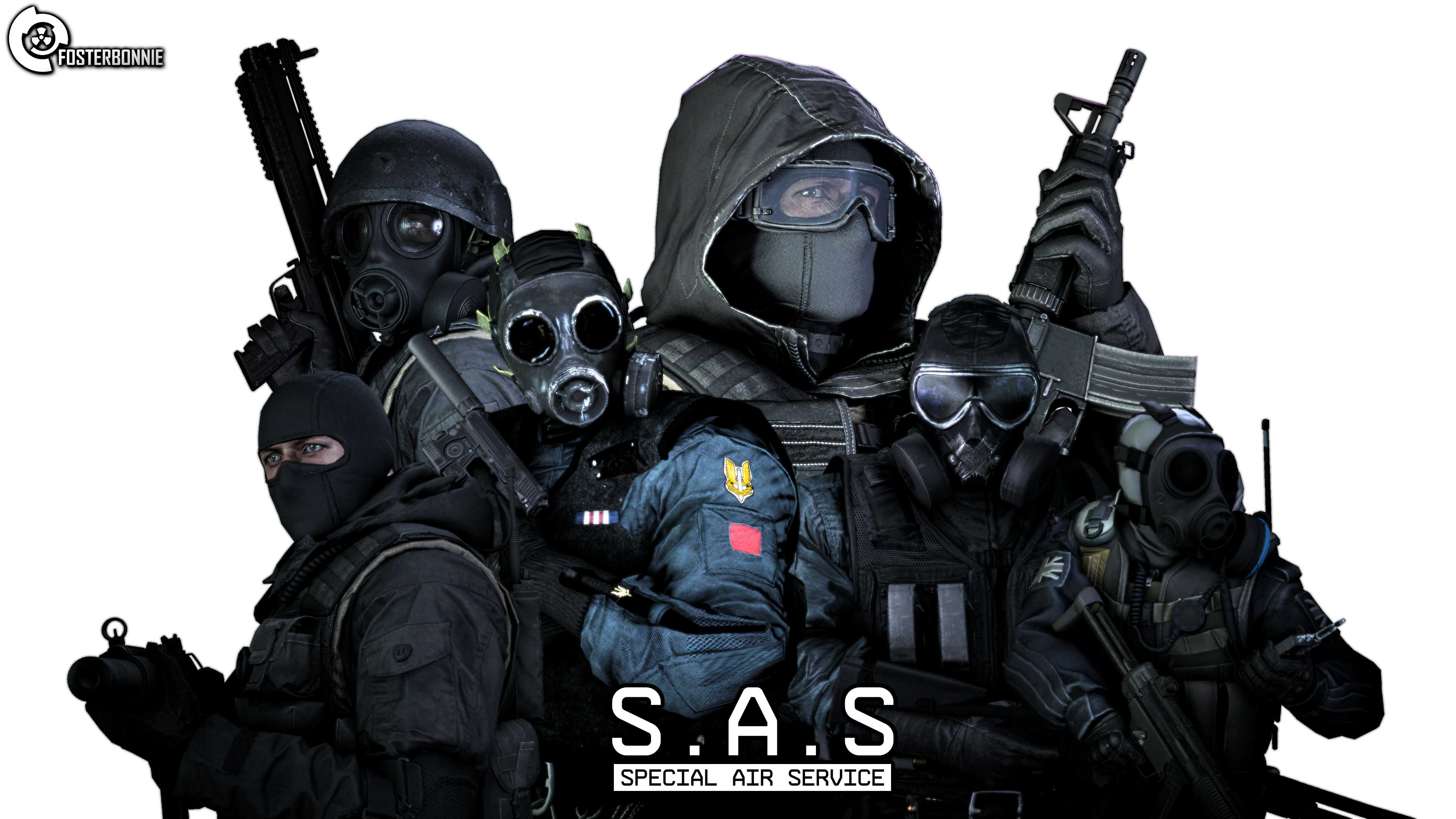 Special Air Service 2 by FosterBonnie on DeviantArt