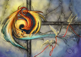phoenix by lorilis
