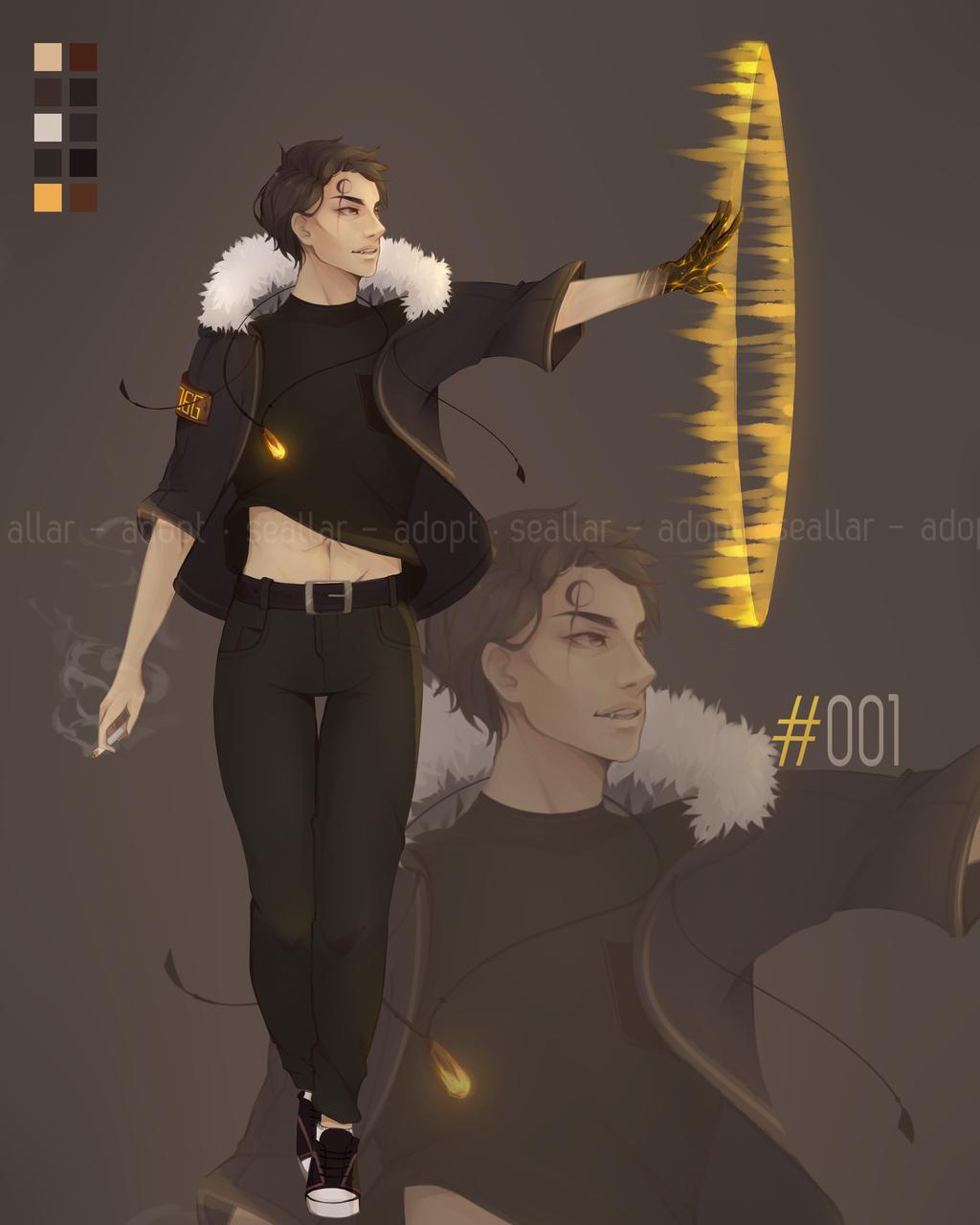 CLOSED : 001 by seallar
