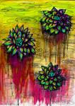Water Lilies on Acid 2