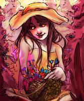 Flowerchild by Syrva