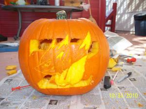 Zoroark Pumpkin