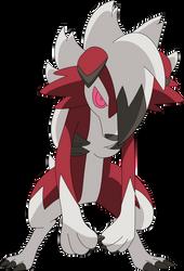 Midnight Lycanroc