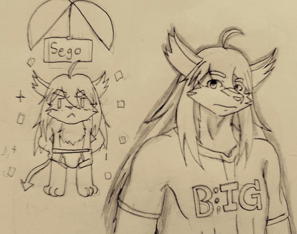 Sego san by Cliff-kun