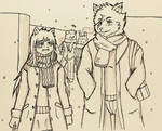 Winter is coming by Cliff-kun