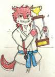 Little Karate by Cliff-kun