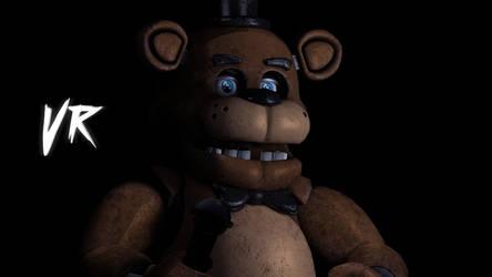 Freddy Fazbear (FNaF:VR model)