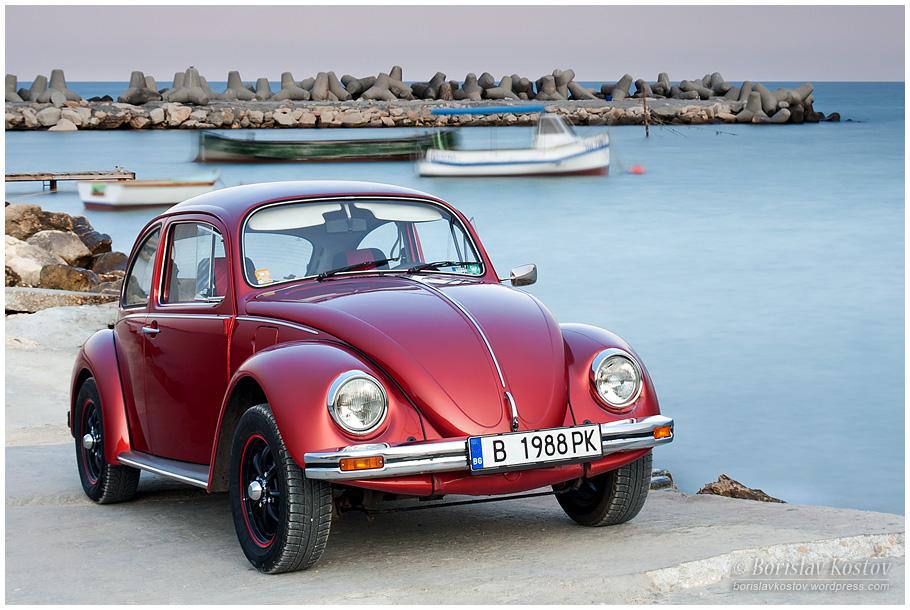 VW Beetle 01 by Deformity