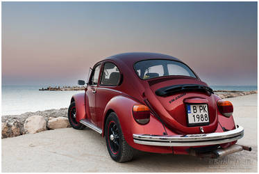 VW Beetle 02 by Deformity