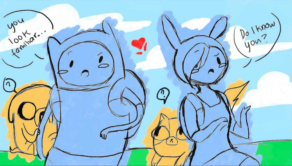 finn x fionna fanfiction - photo #19