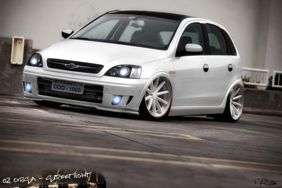 Chevrolet Corsa by Codistyle