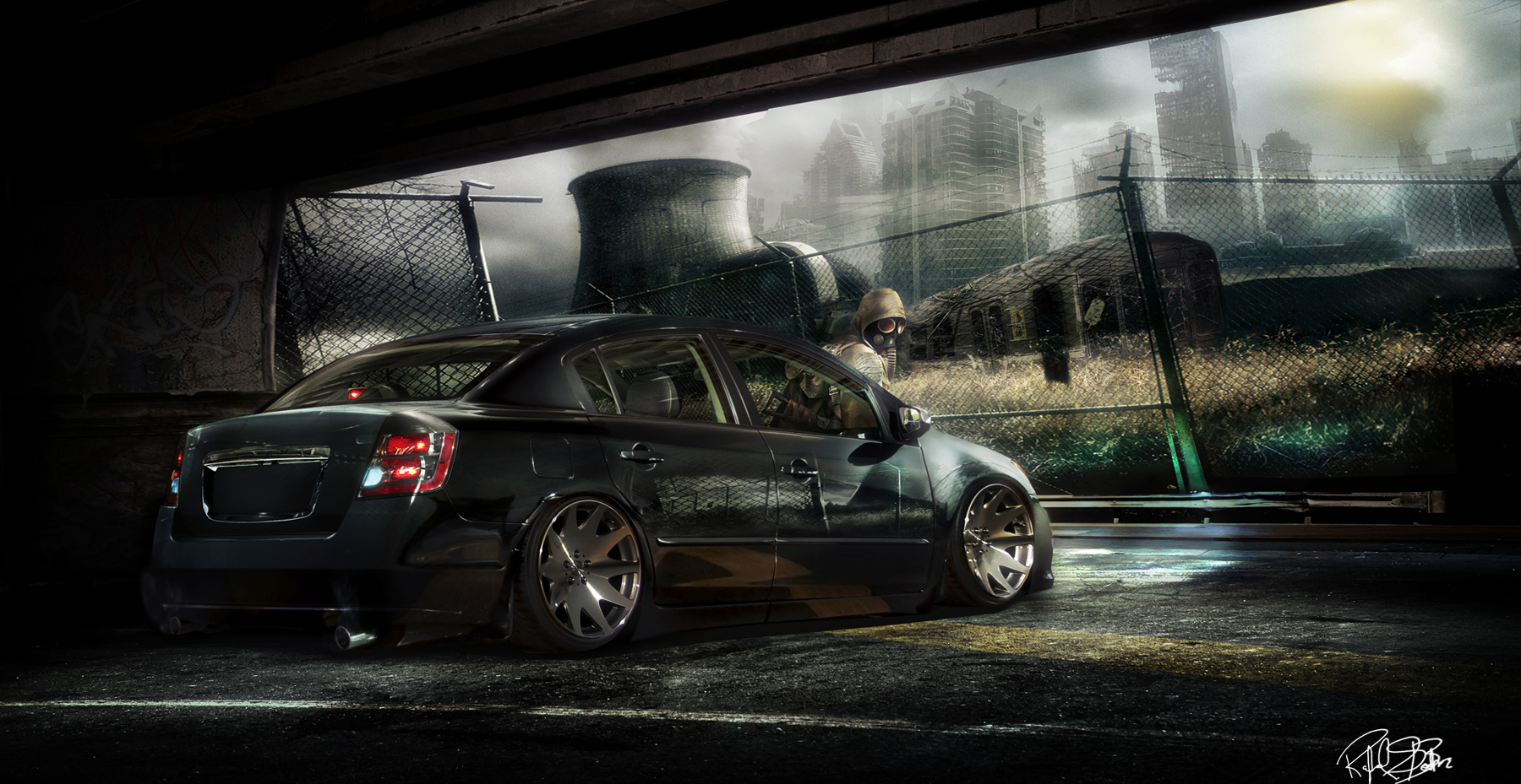Nissan Sentra by Codistyle