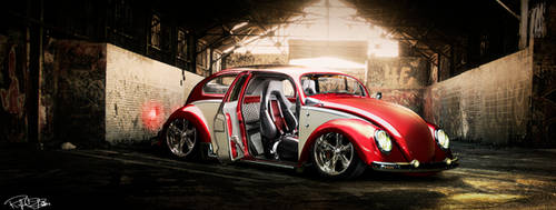 VW Beetle by Codistyle