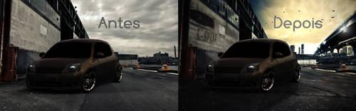Ford Ka progress by Codistyle