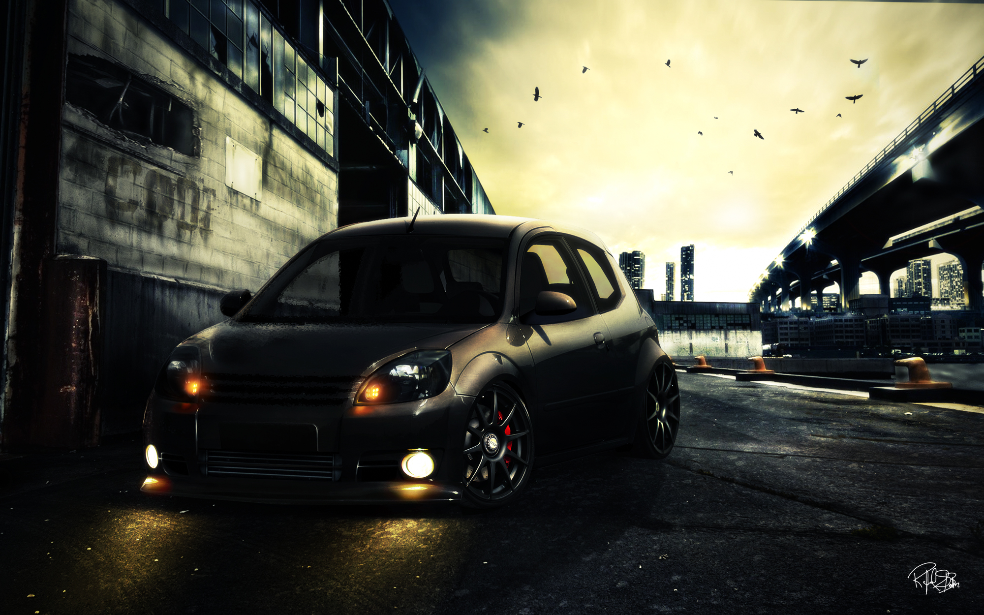 Ford Ka by Codistyle
