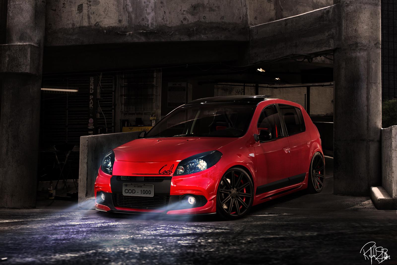 Renault Sandero by Codistyle
