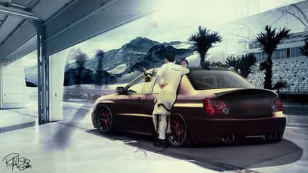 Subaru Impreza by Codistyle