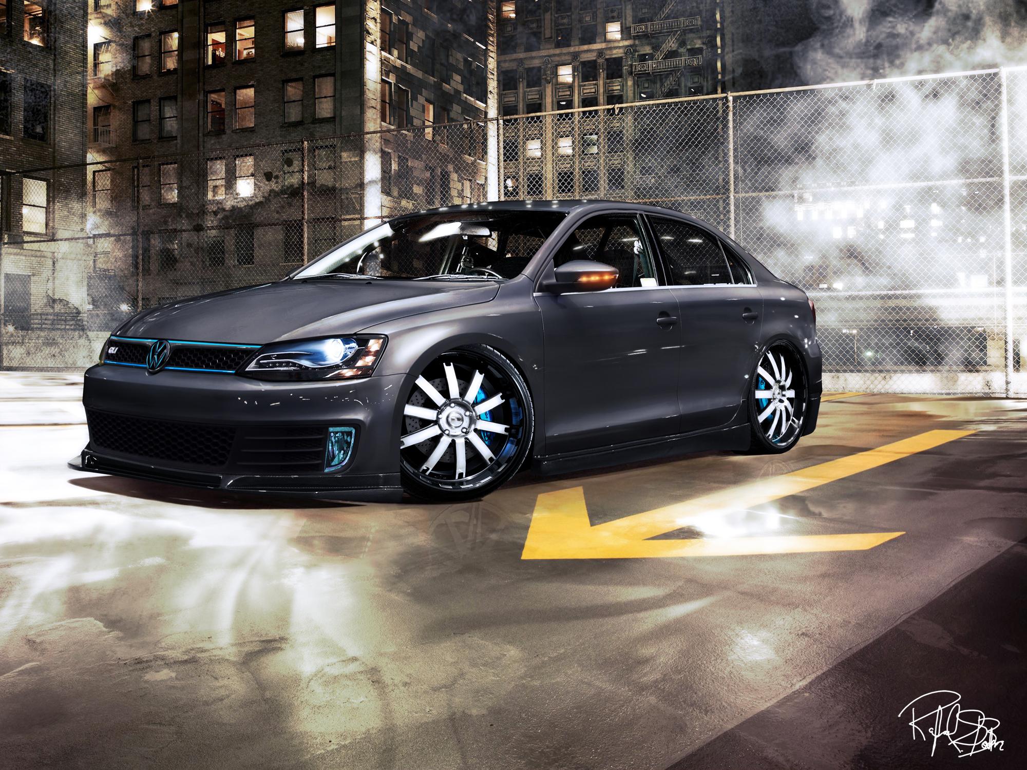 Volkswagen Jetta by Codistyle