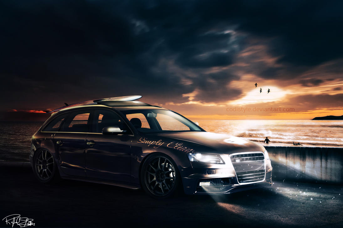 Audi A4 Avant by Codistyle